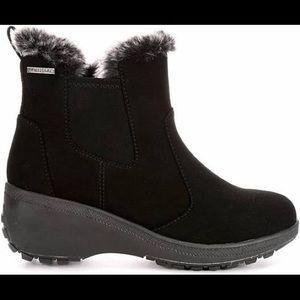 NWT Black Khombu-Aura Snow Boot